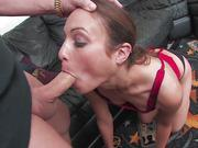 Amber Rayne - Squirt during anal sex