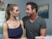 Nicole Aniston and Chad White -My father's hot girlfriend