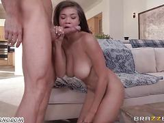 My wife's slutty younger sister with big boobs Cassidy Banks