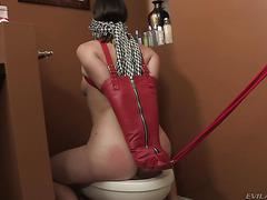Slutty wife wanted BDSM games with her husband
