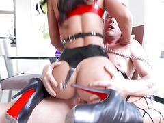 Amia Miley - My hot latin pussy requires deep plowing now!