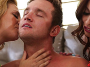 Cherie DeVille - My girlfriend and I want your hard dick inside our cunts
