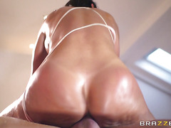 Big booty exclusive chick Franceska Jaimes gets her ripe ass banged