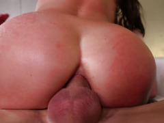 Markus Dupree fucks beautiful brunette Angela White