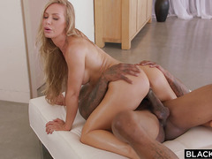 Nicole Aniston - Your big black ebony cock should be inside my pussy