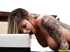 I did not know that my stepsister Karma RX is such a depraved slut