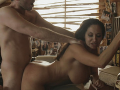 Ava Addams - My secret admirer fucked me too harshly and rudely
